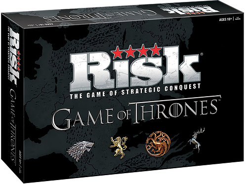 Risk: Game of Thrones (ENG) Survival Edition