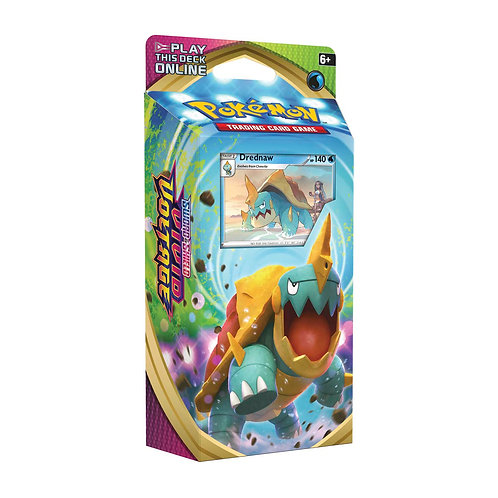 Drednaw Theme Deck - Pokemon Sword & Shield Vivid Voltage