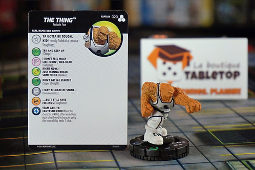 020 The Thing - Fantastic Four Future Foundation