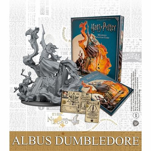 Albus Dumbledore (ENG) - Harry Potter Miniatures Adventure Gam
