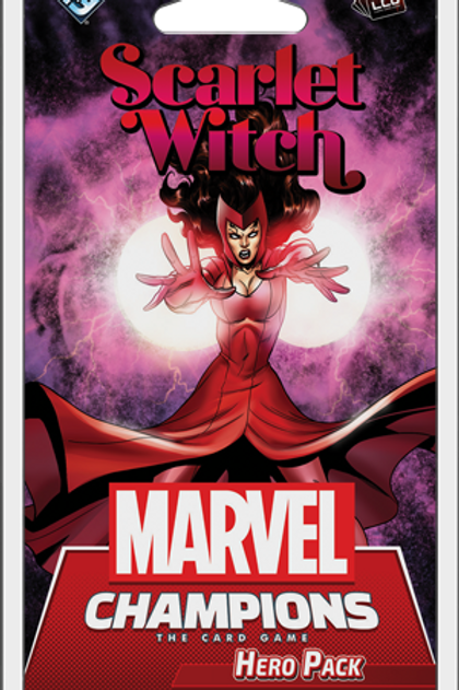 Marvel Champions - Scarlet Witch (ENG ou FR)