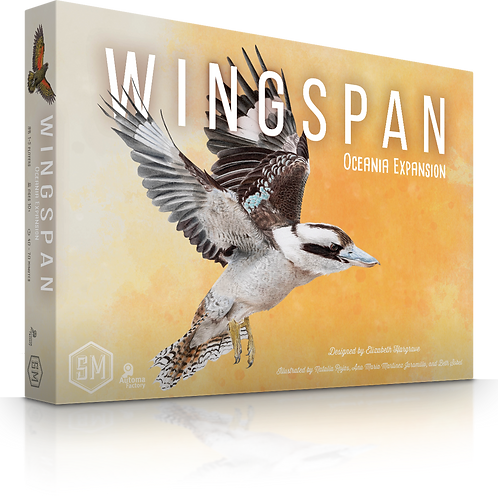 Wingspan Oceania Expansion (ENG)
