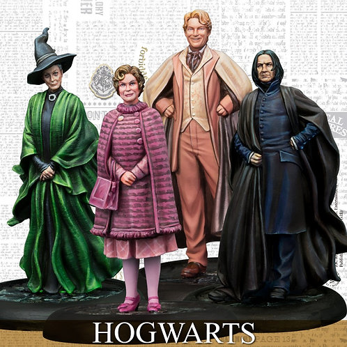 Hogwarts Professors (ENG) - Harry Potter Miniatures Adventure Gam