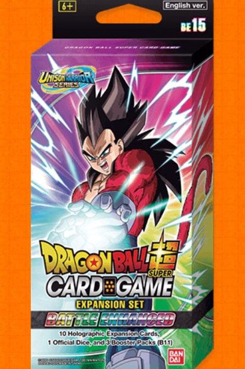 Battle Enhanced Expansion Set BE15 Dragon Ball Super DBS