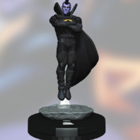 Emperor Gladiator 059b (prime) Heroclix - X-Men: Rise and Fall