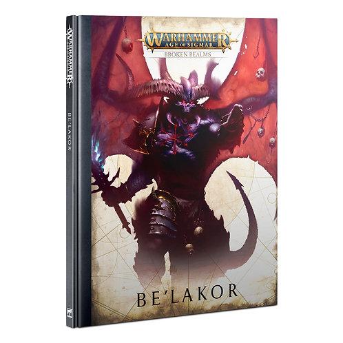 Broken Realms: Be'lakor (ENG ou FR) commande spéciale