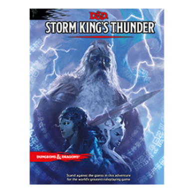 Storm King's Thunder (ENG)