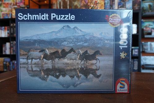 Schmidt Puzzle - 1000 mcx, Chevaux en Cappadoce