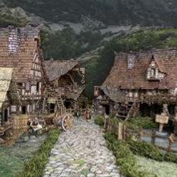 Fantasy Village - Battle Systems