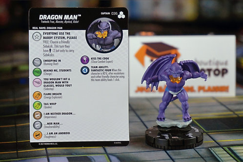 036 Dragon Man - Fantastic Four Future Foundation