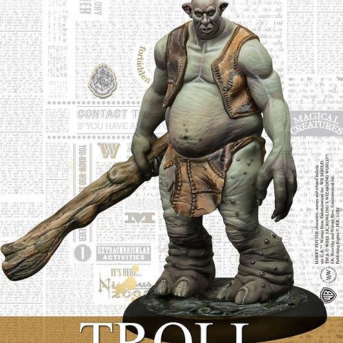 Troll Adventure Pack (ENG) - Harry Potter Miniatures Adventure Gam