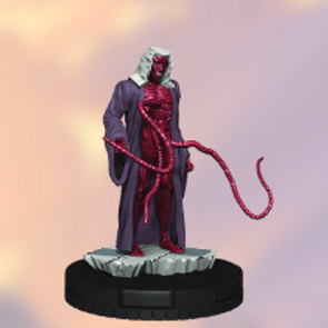 Skinless Man 016 Heroclix - X-Men: Rise and Fall