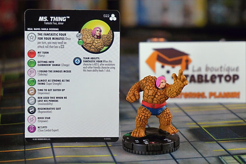 022 Ms. Thing - Fantastic Four Future Foundation