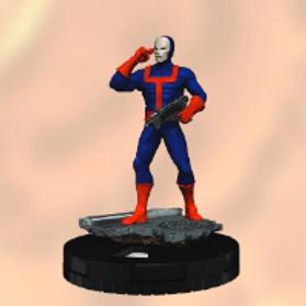 Hellfire Club Guard 006 Heroclix - X-Men: Rise and Fall