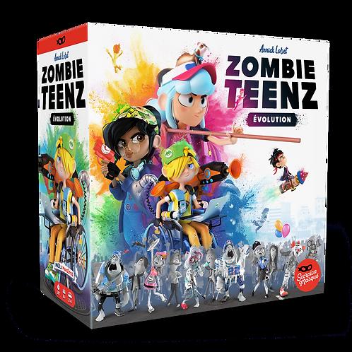 Zombie Teenz - Évolution