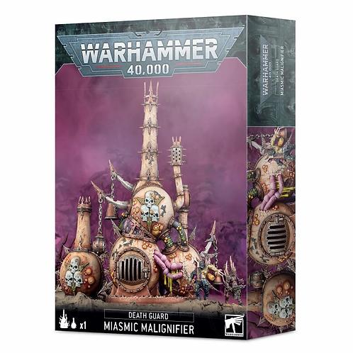Miasmic Malignifier - Death Guard