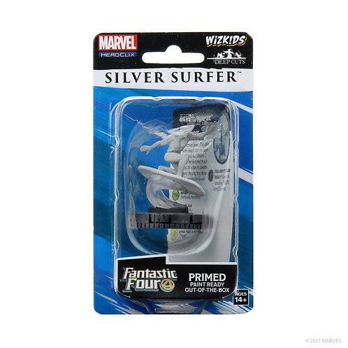 Silver Surfer Heroclix Marvel Fantastic Four Deep Cuts