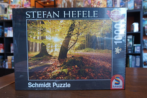 Schmidt Puzzle - 1000 mcx Magie d'automne