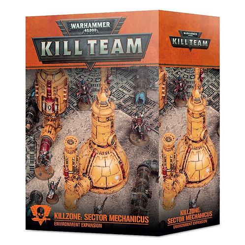 Kill Team Kill Zone: Sector Mechanicus Environment Expansion