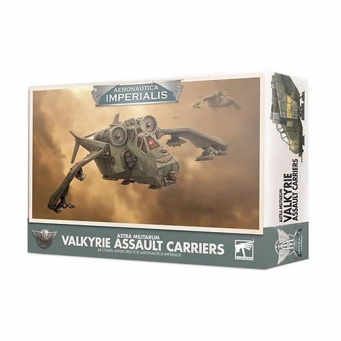 Valkyrie Assault Carriers - Astra Militarum - Aeronautica Imperialis