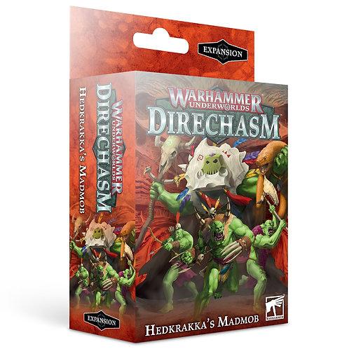 Hedkrakka's Madmob - Warhammer Underworlds, Direchasm