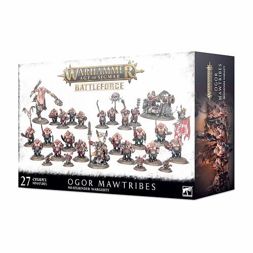Ogor Mawtribes: Battle Force - Metagrinder Warglutt