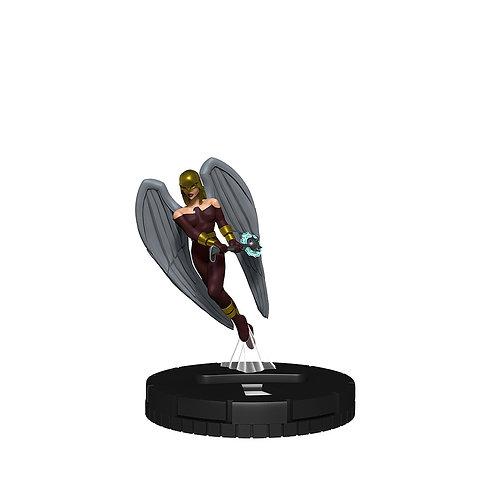 Hawkgirl 063 super rare - Justice League Unlimited