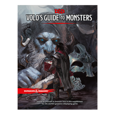 Volo's Guide to Monsters (ENG)