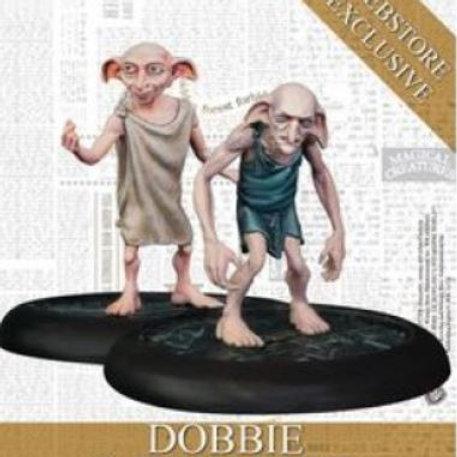 Dobby & Kreacher (ENG) - Harry Potter Miniatures Adventure Game