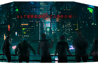 Game Master's Screen - Altered Carbon RPG