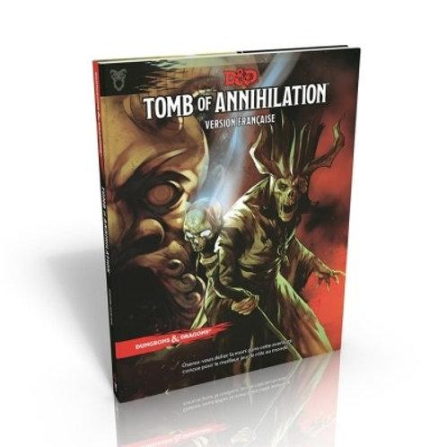La tombe de l'annihilation (FR) - D&D