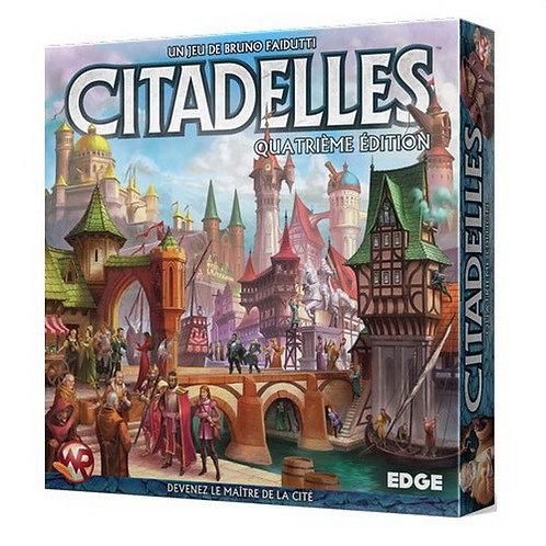 Citadelles, 4e édition