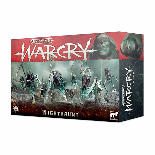 Warcry: Nighthaunts (multilingue)