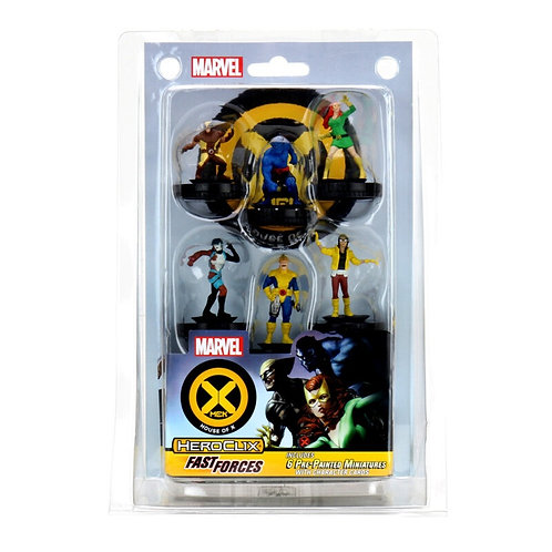 Fast Forces Marvel Heroclix X-Men House of X