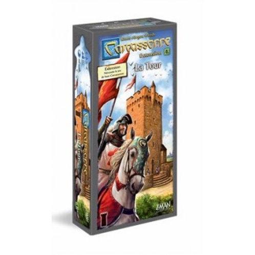 Carcassonne - ext. 4 La Tour