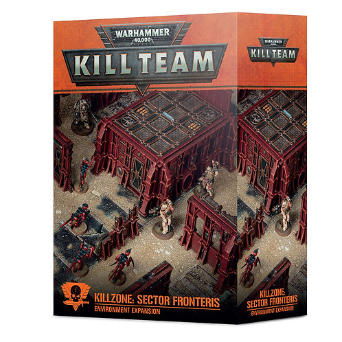 Kill Team Kill Zone: Sector Fronteris Environment Expansion