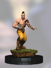 Daken 049 Heroclix - X-Men: Rise and Fall