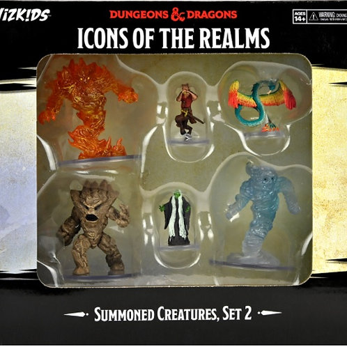 Summoning Creatures, Set 2 - Icons of the Realms (Wizkids)