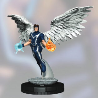 Mimic 061b (prime) Heroclix - X-Men: Rise and Fall
