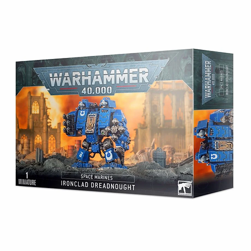 Ironclad Dreadnaught - Space Marines - Warhammer 40,000