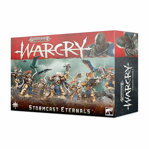 Warcry: Stormcast Eternals (multilingue)