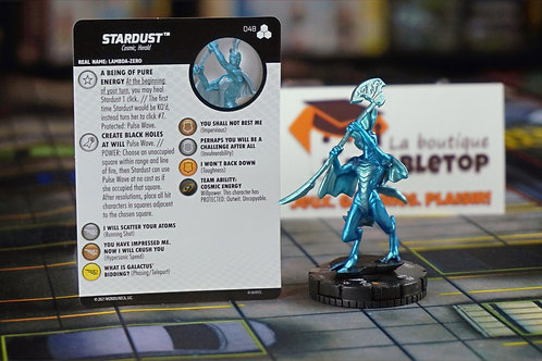 048 Stardust - Fantastic Four Future Foundation