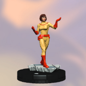 Dr. Moira MacTaggart 024 Heroclix - X-Men: Rise and Fall