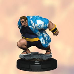 Blob 015 Heroclix - X-Men: Rise and Fall