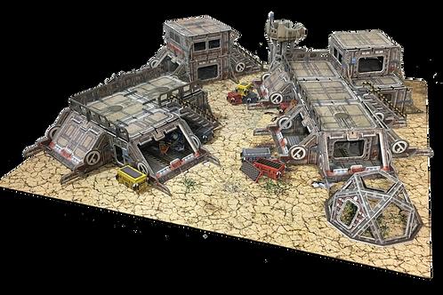 Outlands Core Set - Battle Systems