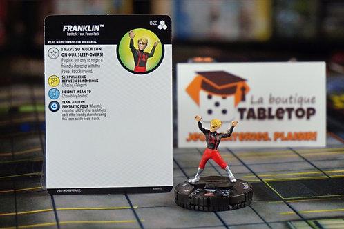 028 Franklin - Fantastic Four Future Foundation
