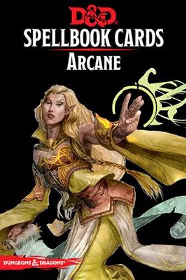 Spellbook Cards - Arcane (ENG)