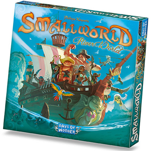 Smallworld River World (Extension FR)