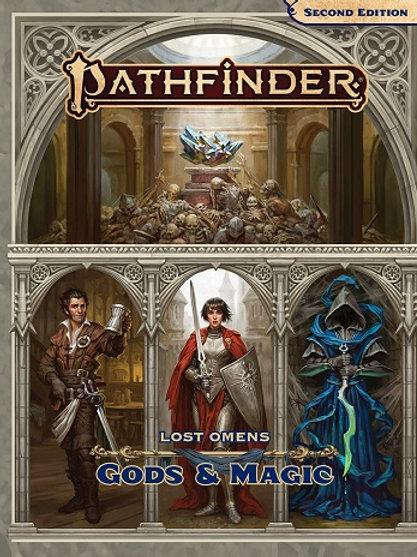 Pathfinder 2e - Lost Omens Gods & Magic