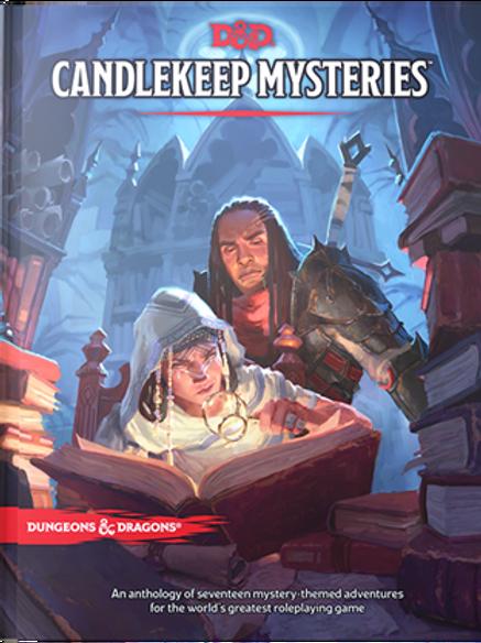 Candlekeep Mysteries (couverture classique) - pré-commande